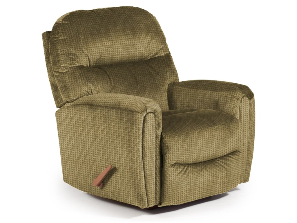 Best Home Furnishings Medium ReclinersMarkson Power Lift Recliner