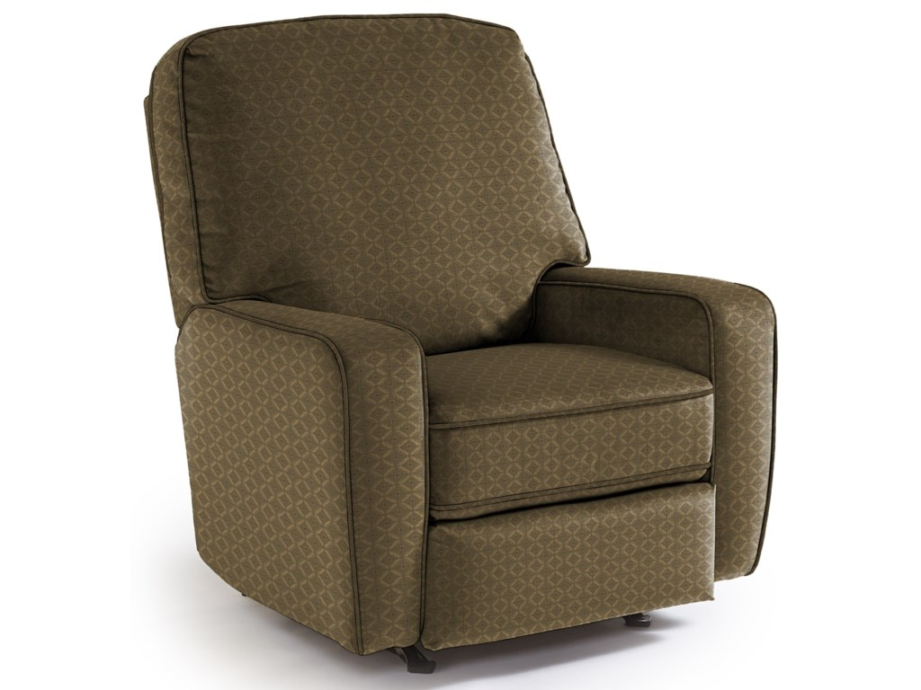 Best Home Furnishings Medium ReclinersBilana Swivel Glider Recliner