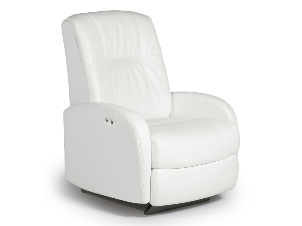 Best Home Furnishings Medium ReclinersRuddick Rocker Recliner