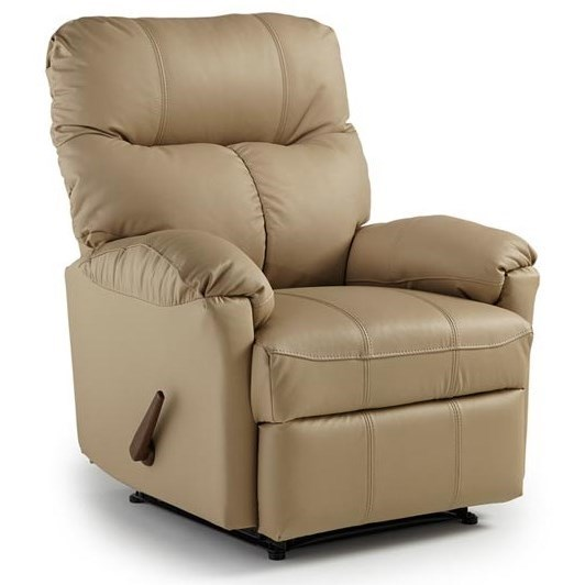 Best Home Furnishings Medium ReclinersPicot Rocker Recliner
