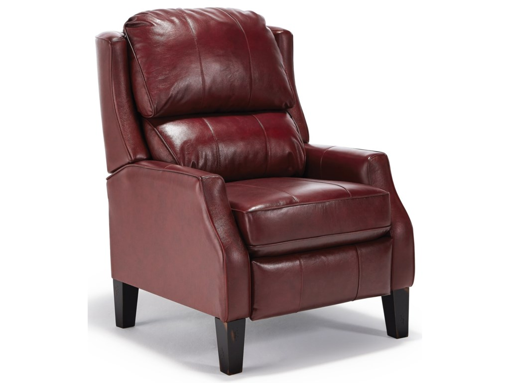 Best Home Furnishings Medium ReclinersPauley Three Way Recliner