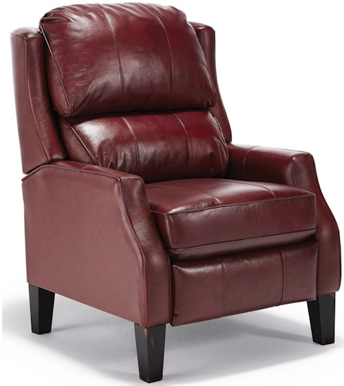 Best Home Furnishings Recliners - Medium Pauley Three Way Recliner