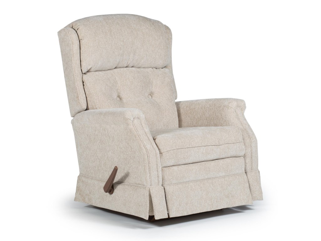 Best Home Furnishings Medium ReclinersKensett Recliner