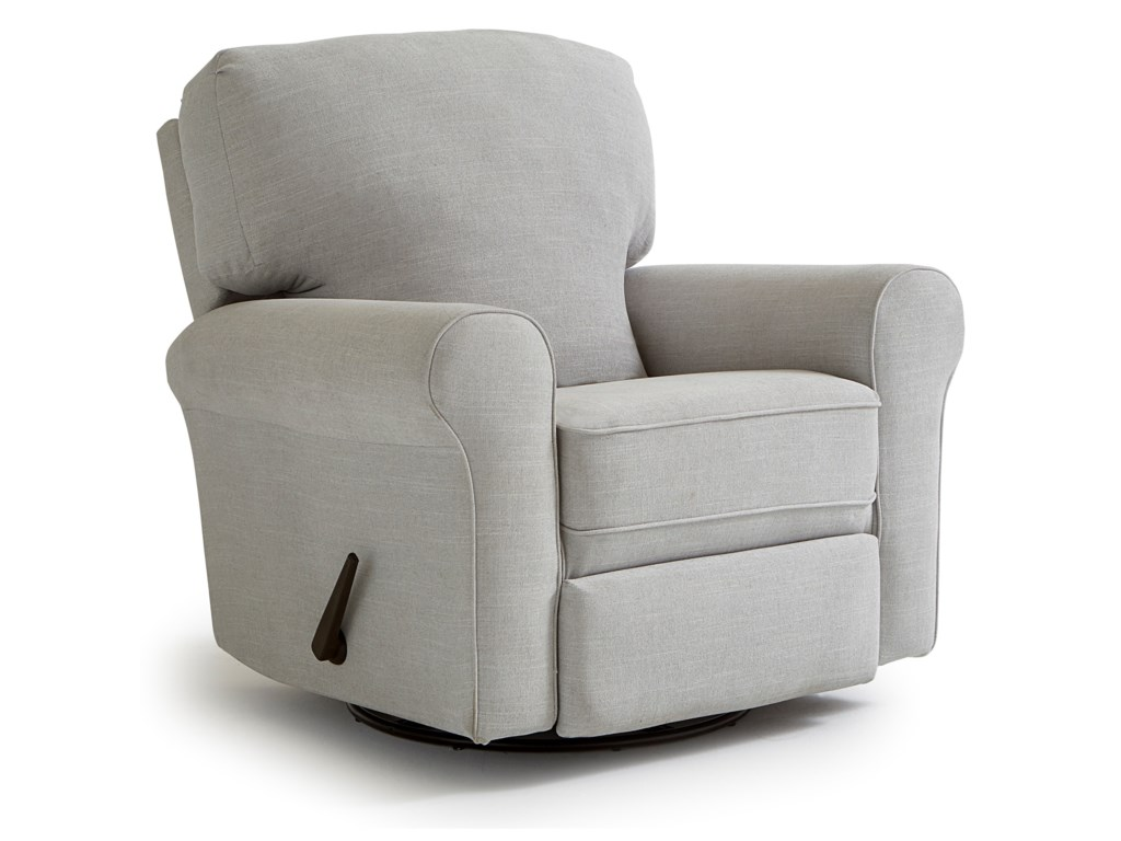 Best Home Furnishings Medium ReclinersIrvington Rocker Recliner