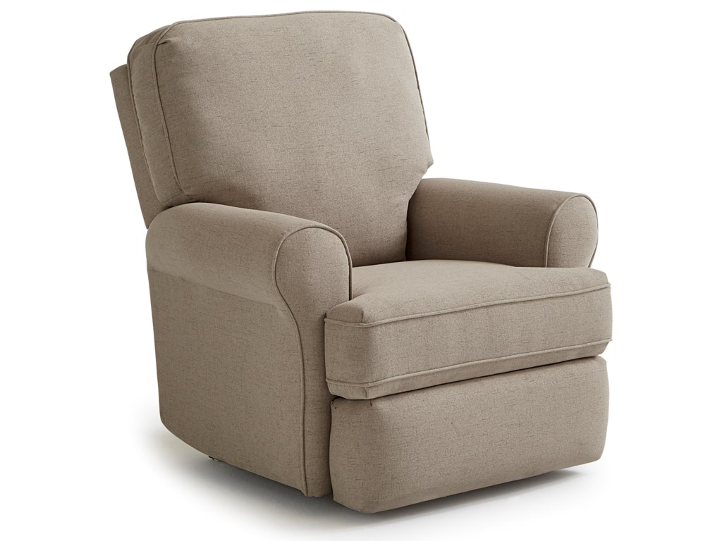 Best Home Furnishings Medium ReclinersTryp Rocker Recliner