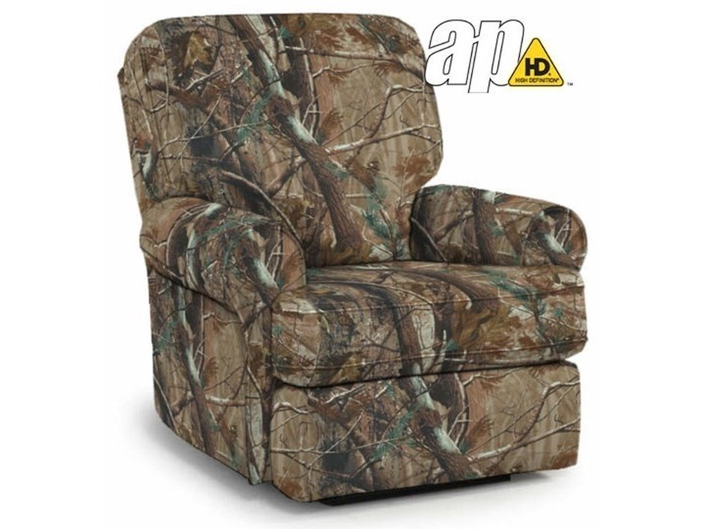 Best Home Furnishings Medium ReclinersTryp Power Wallhugger Recliner