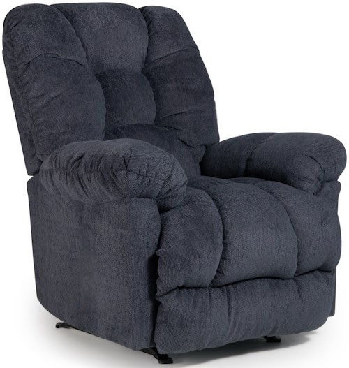 Best Home Furnishings Recliners - Medium Orlando Power Space Saver Recliner