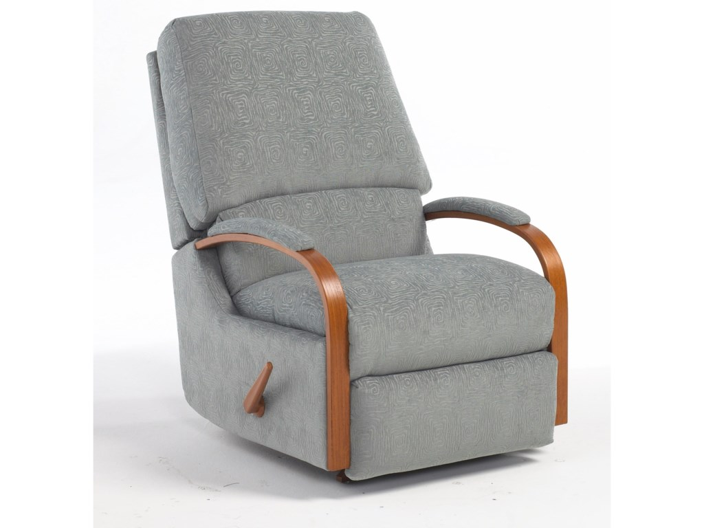 Best Home Furnishings PikePike Wallhugger Recliner