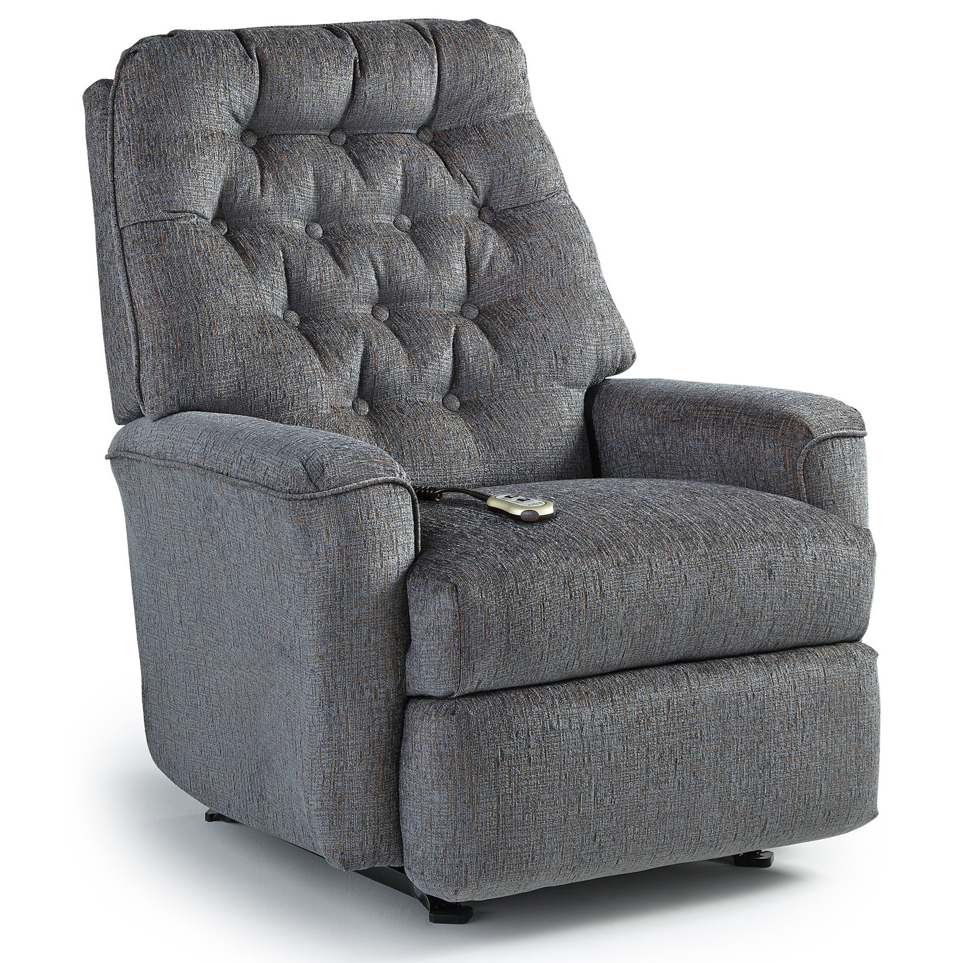Best Home Furnishings Recliners - Medium Mexi Power Lift Reclining Chair  sc 1 st  Wayside Furniture : best lift recliner - islam-shia.org
