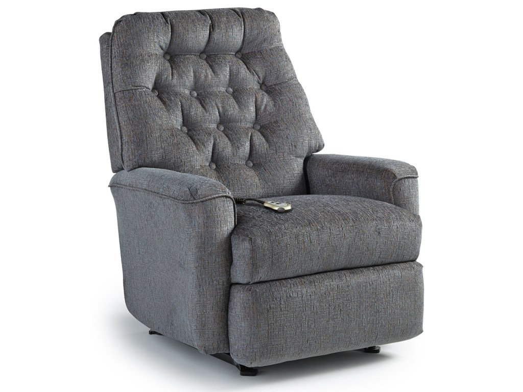 Best Home Furnishings Medium Recliners 7nw51 Mexi Power Lift
