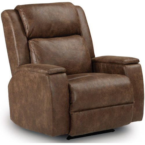 Best Home Furnishings Medium Recliners Colton Power Lift Recliner with Power Adjustable Headrest