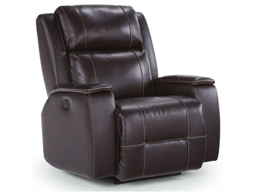 Best Home Furnishings Medium ReclinersColton Power Lift Recliner w/ Pwr Headrest