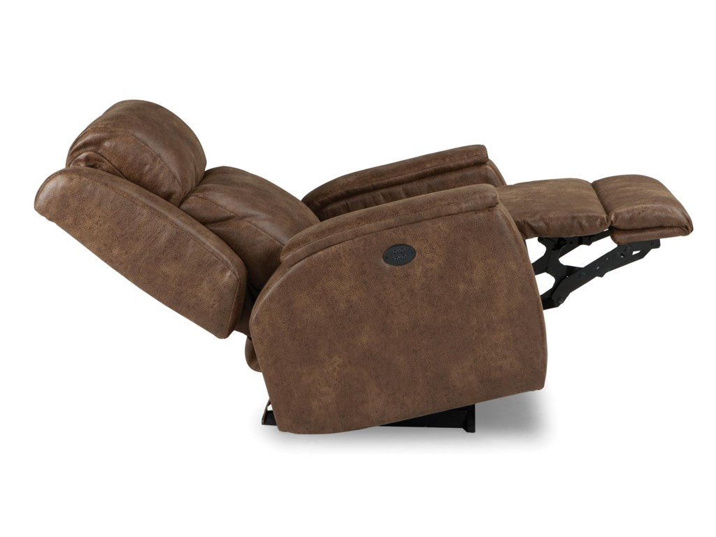 Best Home Furnishings Medium ReclinersColton Power Space Saver Recliner