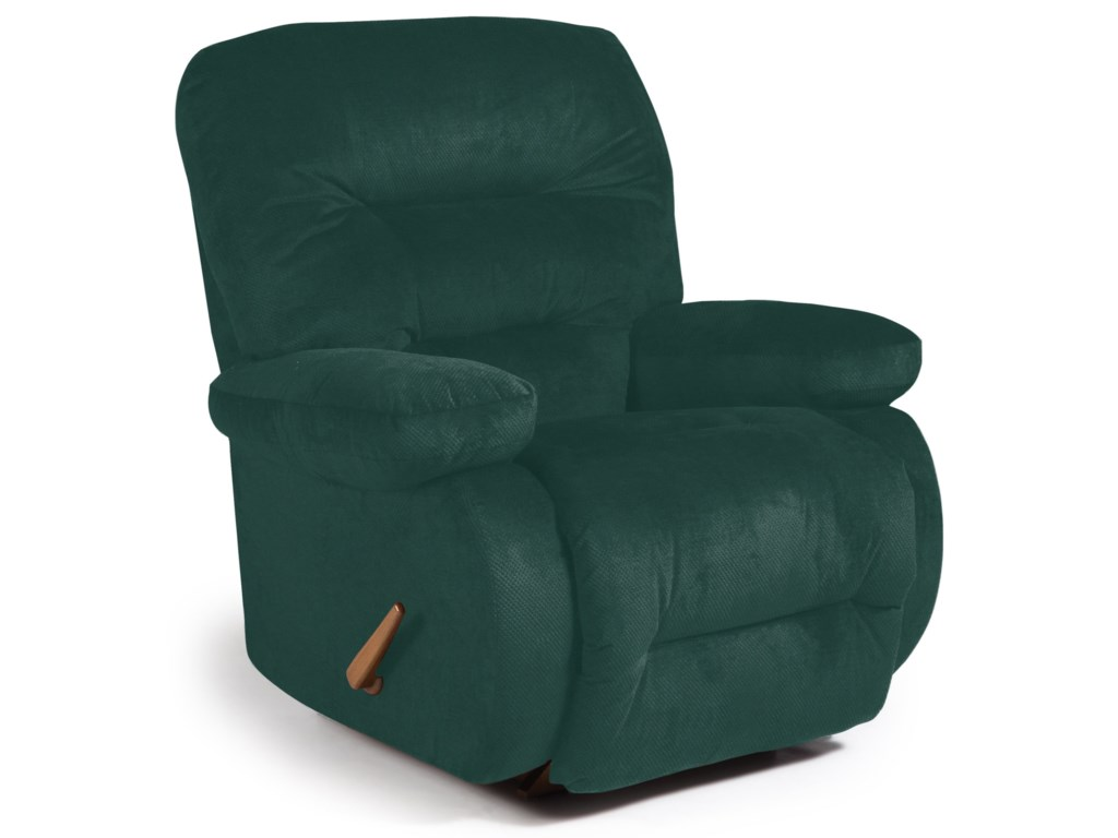 Best Home Furnishings Medium ReclinersMaddox Space Saver Recliner