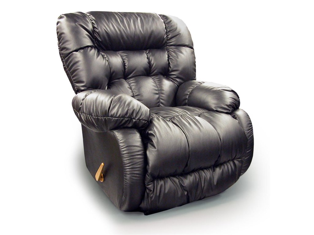 Best Home Furnishings Recliners - MediumPlusher Wallhugger Recliner