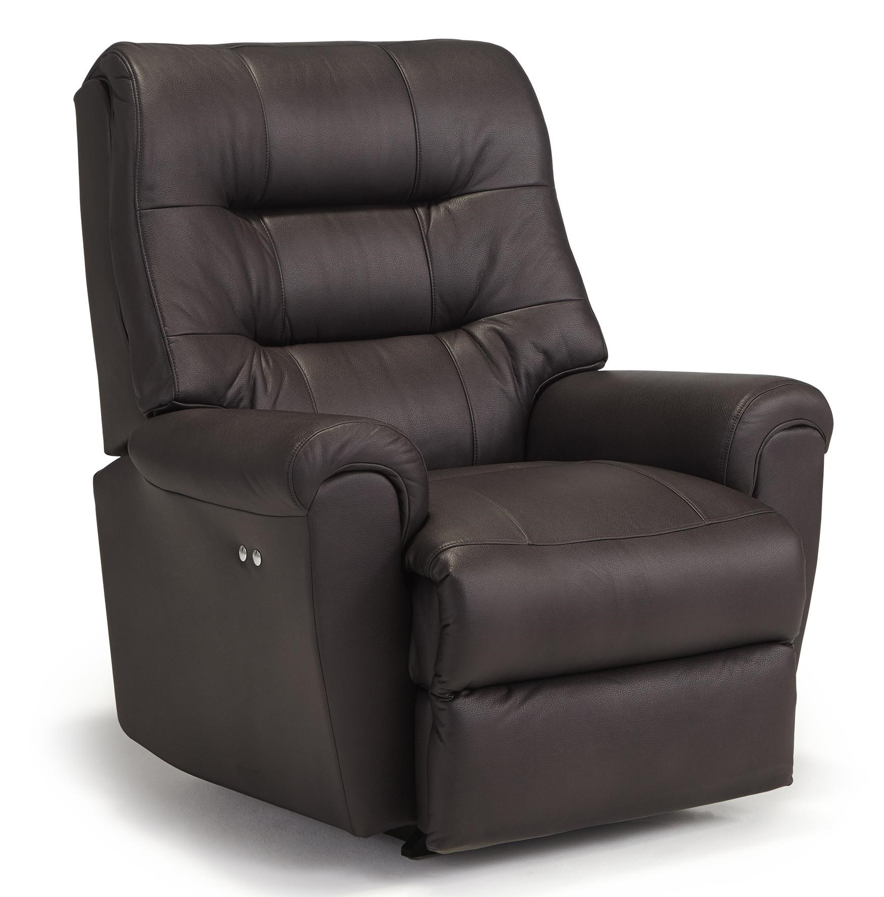 Mattress Gainesville Best Home Furnishings Recliners - Medium Langston Swivel ...