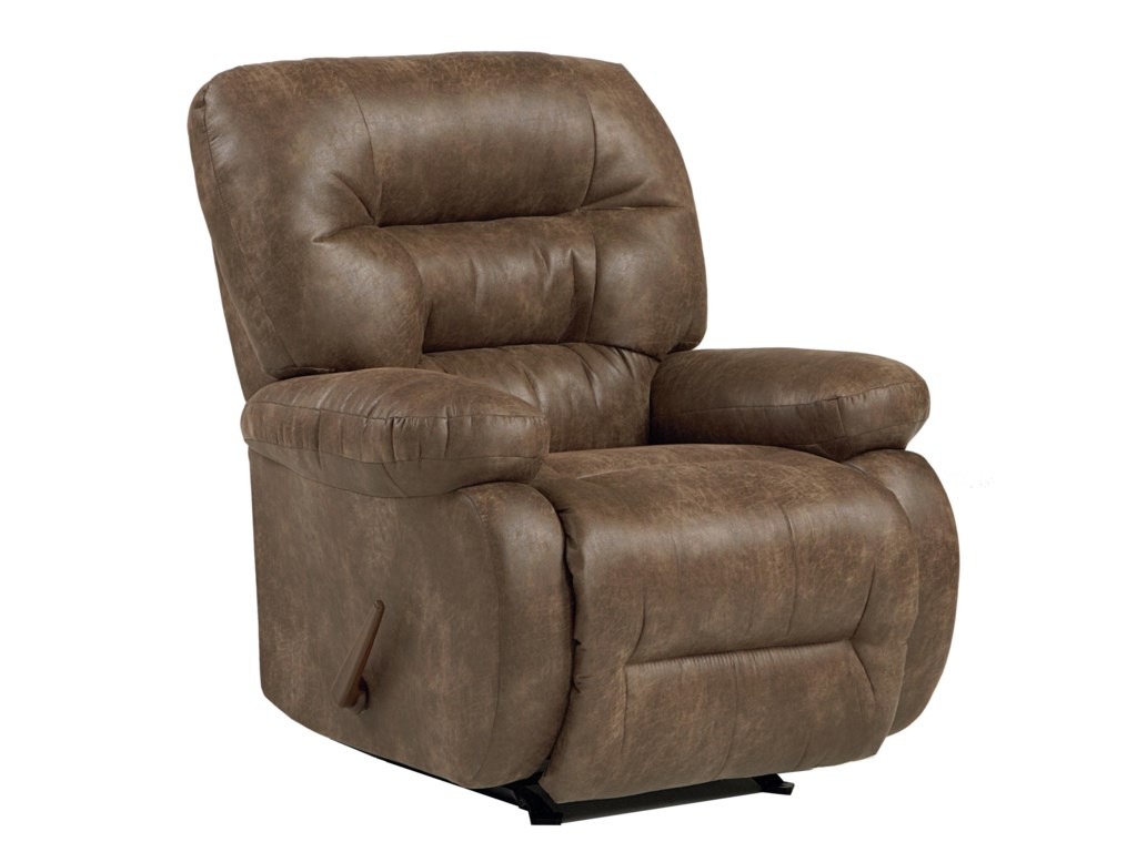 Best Home Furnishings Medium ReclinersMaddox Power Rocker Recliner
