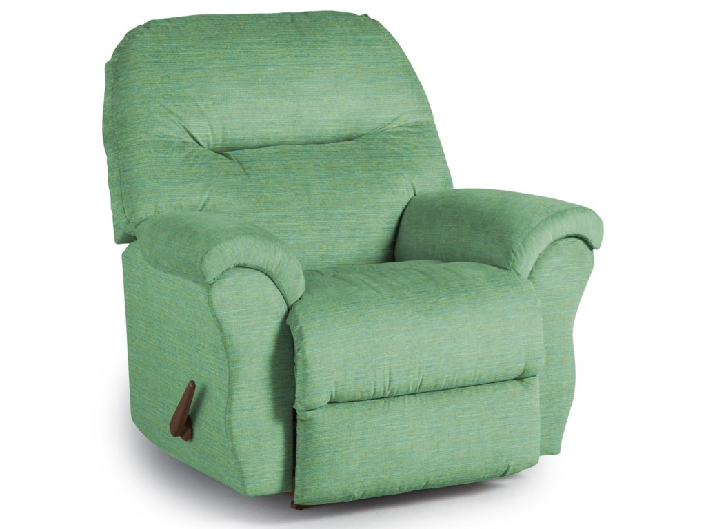Best Home Furnishings Medium ReclinersBodie Rocker Recliner