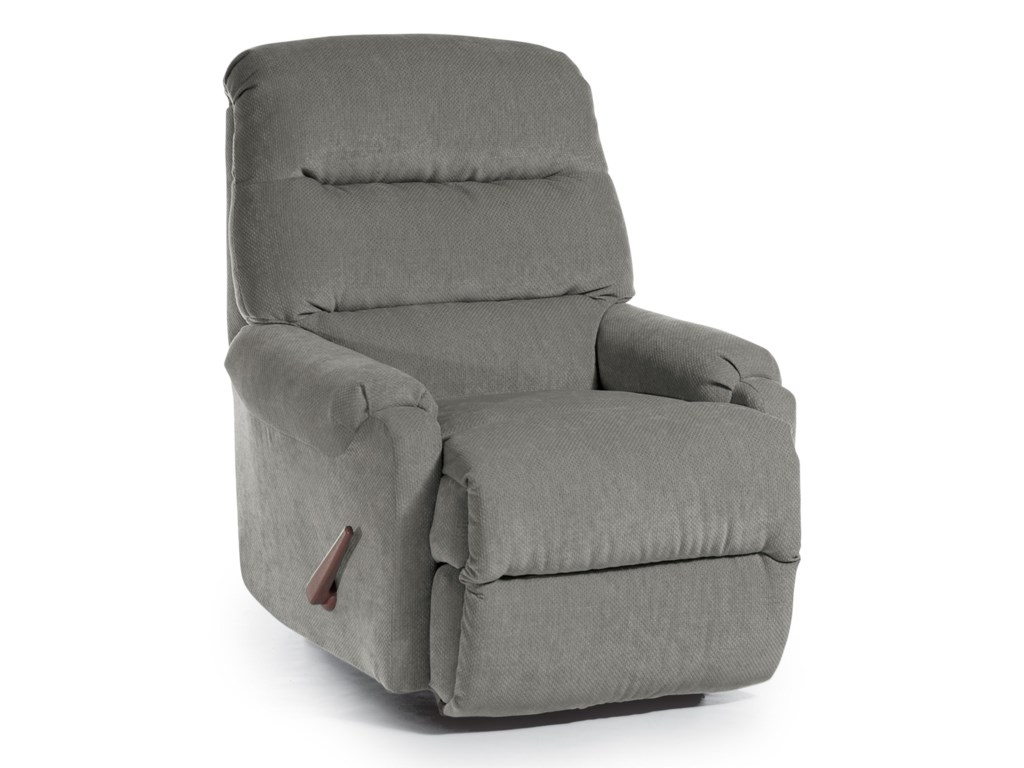Best Home Furnishings Medium ReclinersSedgefield Swivel Rocker Recliner