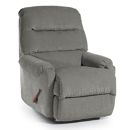 Best Home Furnishings Medium Recliners Sedgefield Swivel Gliding Reclining Chair