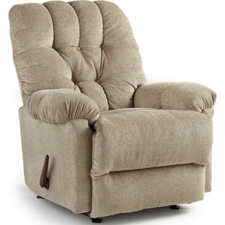 Raider Swivel Rocker Recliner