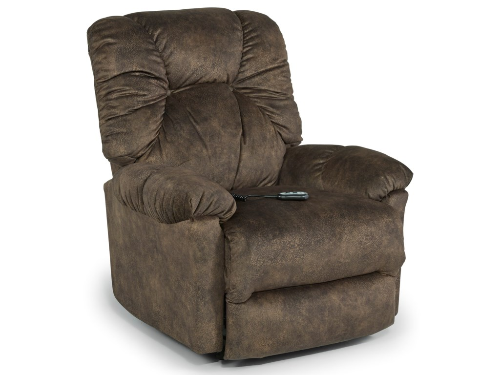Best Home Furnishings Medium ReclinersPower Lift Recliner