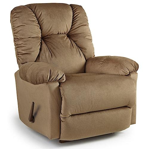 Best Home Furnishings Medium Recliners Swivel Glider Reclining Chair