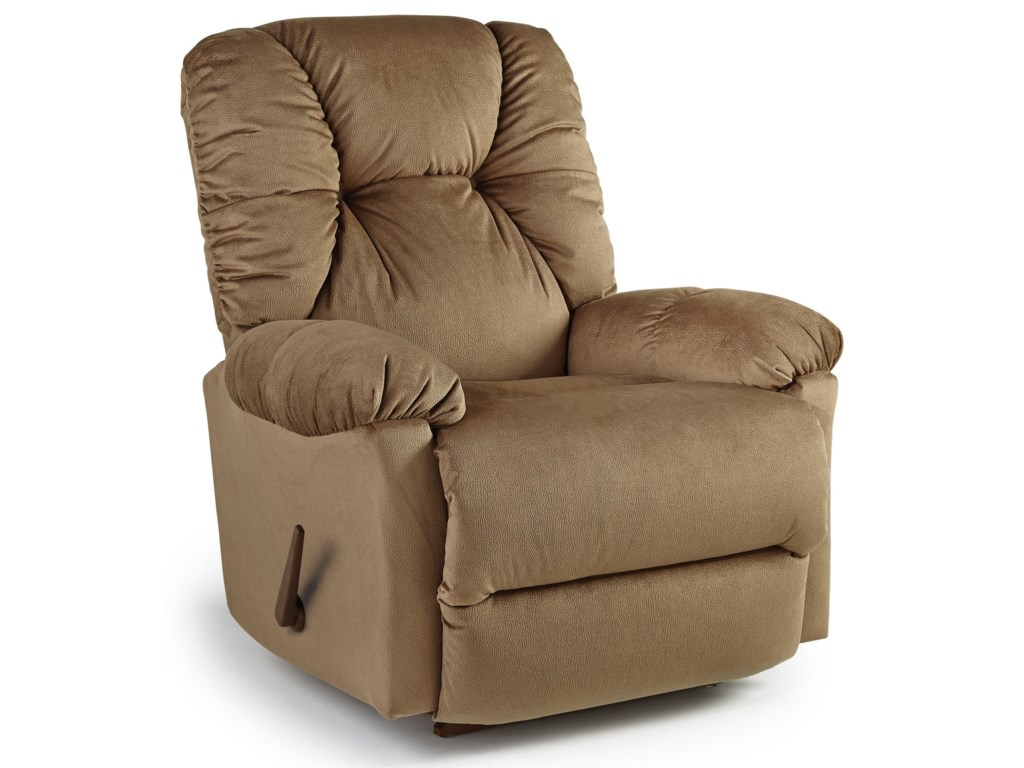 Best Home Furnishings Recliners - MediumRomulus Swivel Rocker Recliner