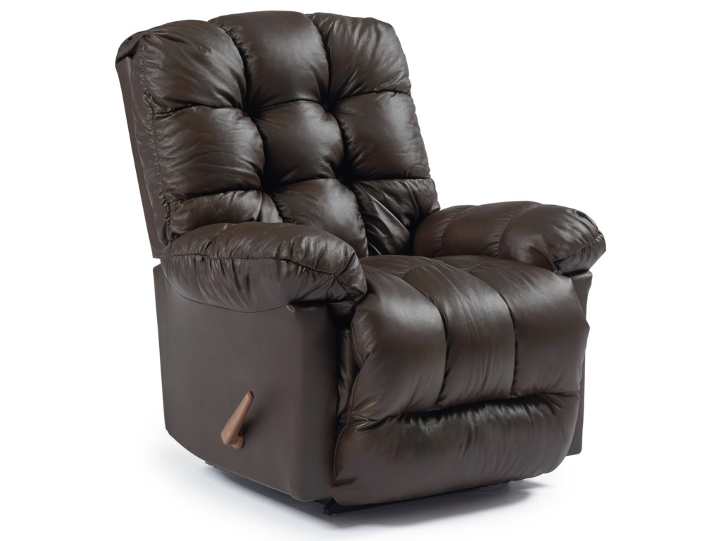 Best Home Furnishings Medium ReclinersBrosmer Swivel Glider Recliner