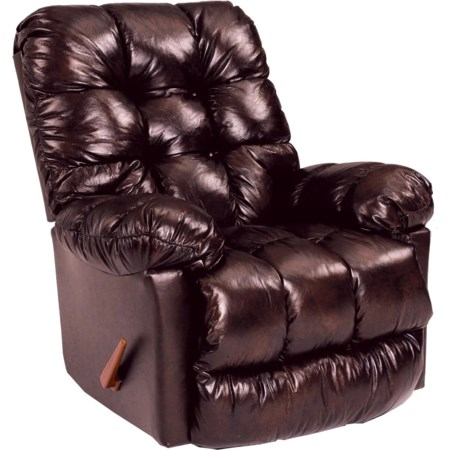 Brosmer Wallhugger Recliner w/ Massage & Ht