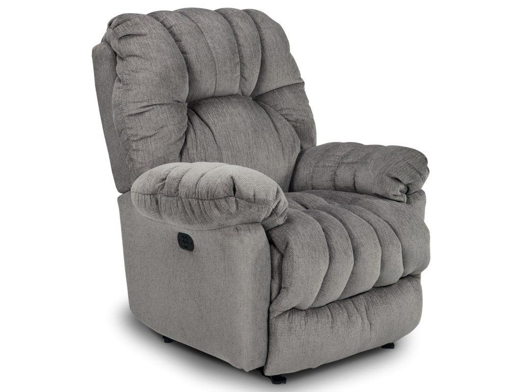 Best Home Furnishings Medium ReclinersConen Rocker Recliner