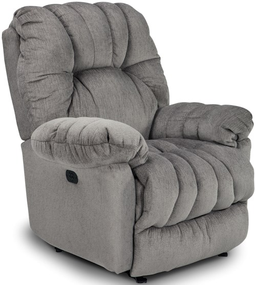 Best Home Furnishings Recliners - Medium Conen Rocking Reclining Chair
