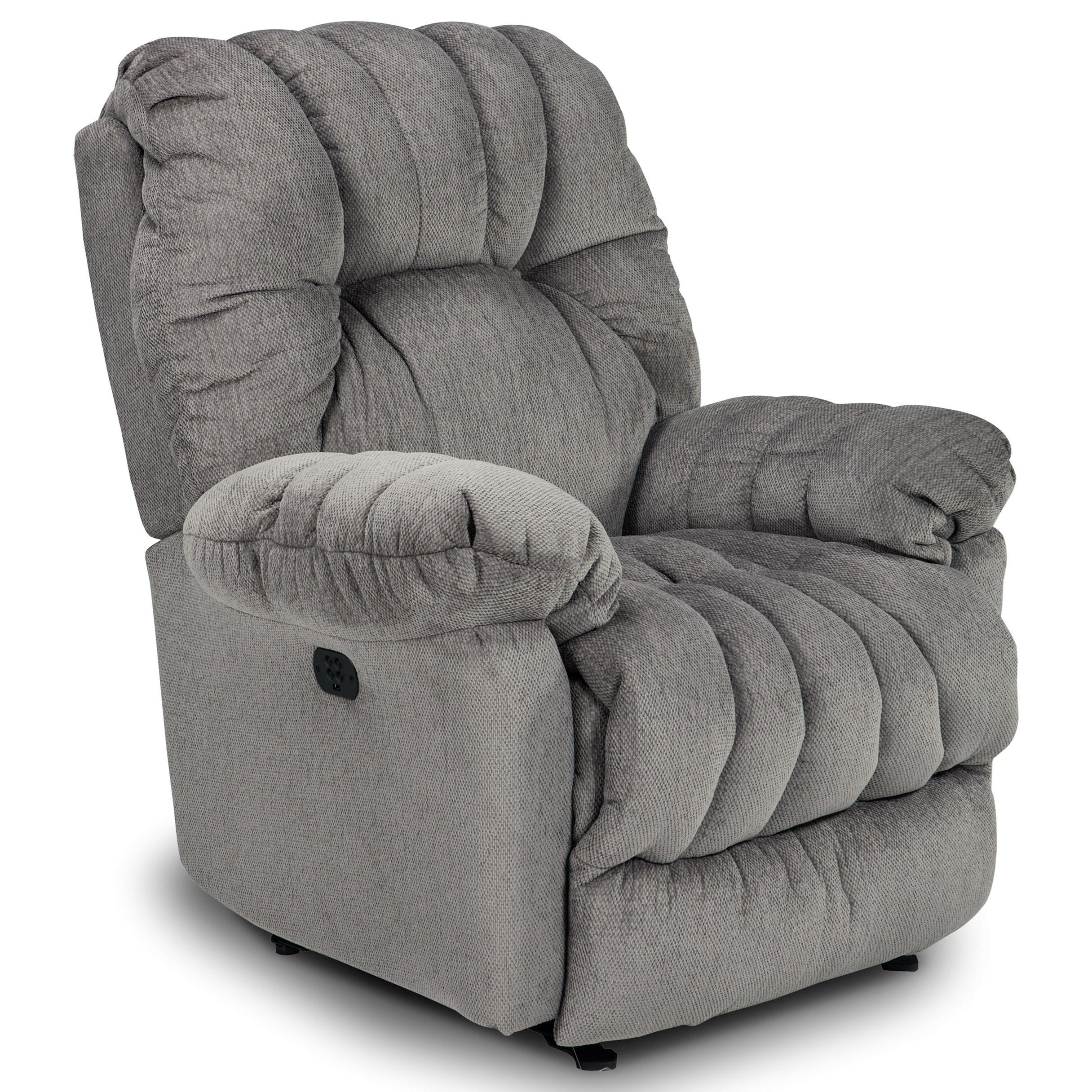 Best Home Furnishings Medium Recliners Conen Rocking Reclining Chair