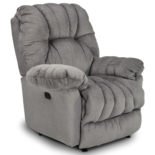 Best Home Furnishings Recliners - Medium Conen Swivel Rocking Reclining Chair