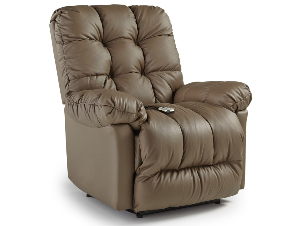 Best Home Furnishings Medium ReclinersBrosmer Power Lift Recliner w/ Massage & Ht