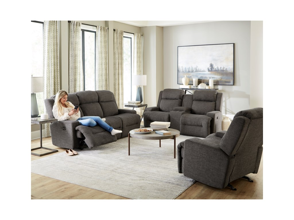 Best Home Furnishings O'NeilPower Reclining Living Room Group