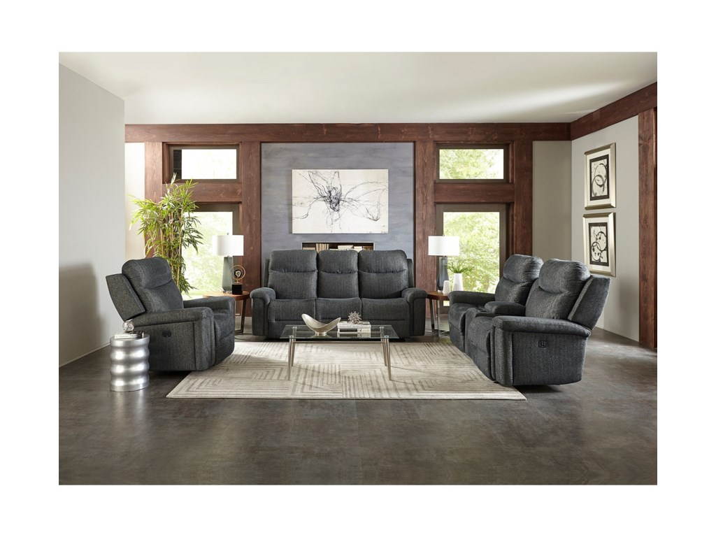 Best Home Furnishings OptimaReclining Living Room Group