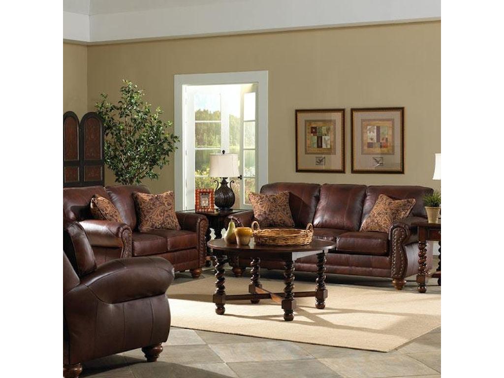 Best Home Furnishings NobleStationary Sofa