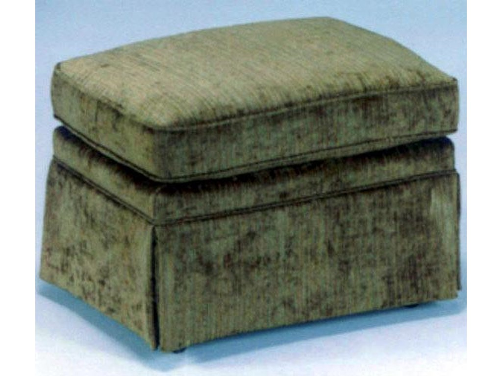 Best Home Furnishings OttomansRectangular Soft Ottoman