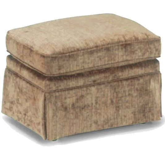 Best Home Furnishings OttomansRounded Cushioned Ottoman