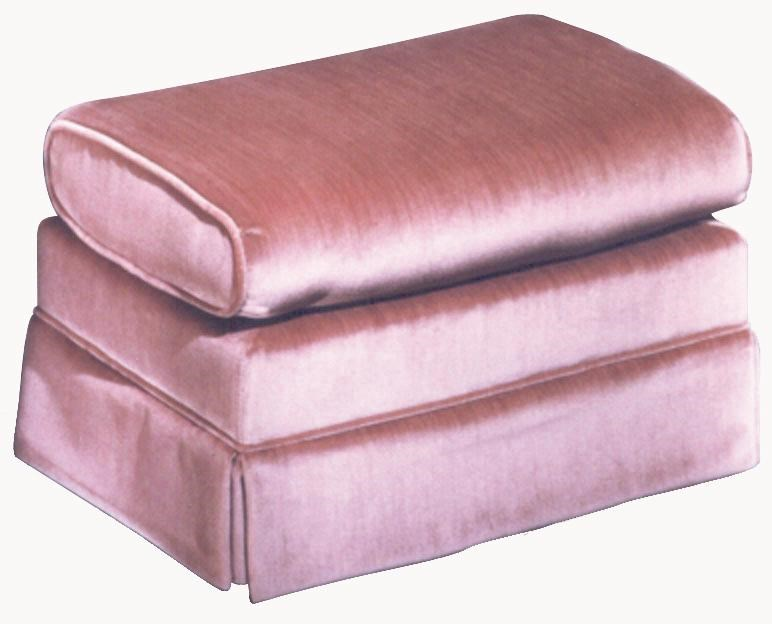 Best Home Furnishings OttomansHeavily Padded Ottoman