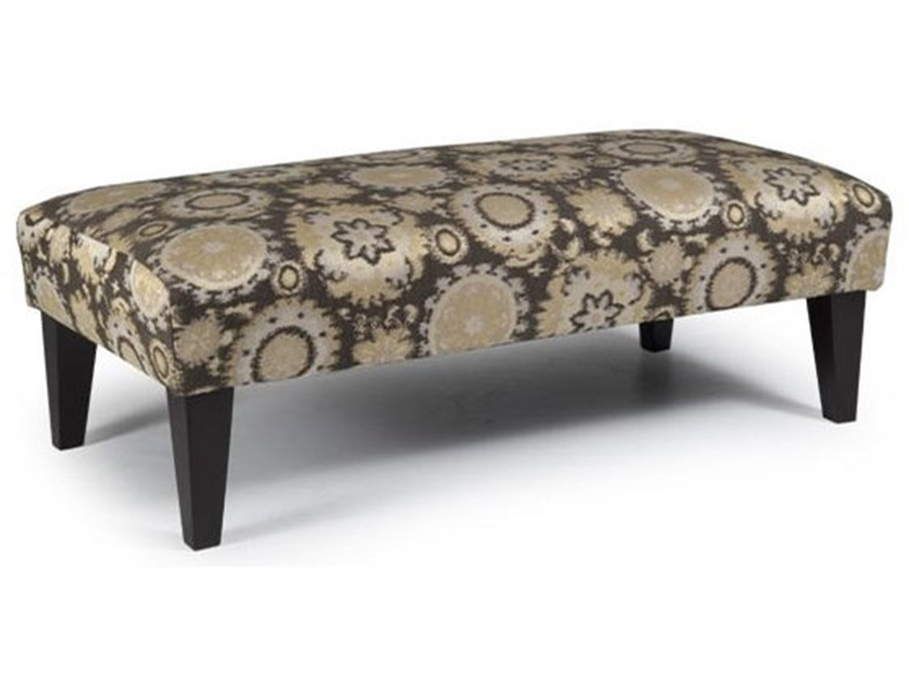 Best Home Furnishings LizzyHi-Leg Ottoman Bench