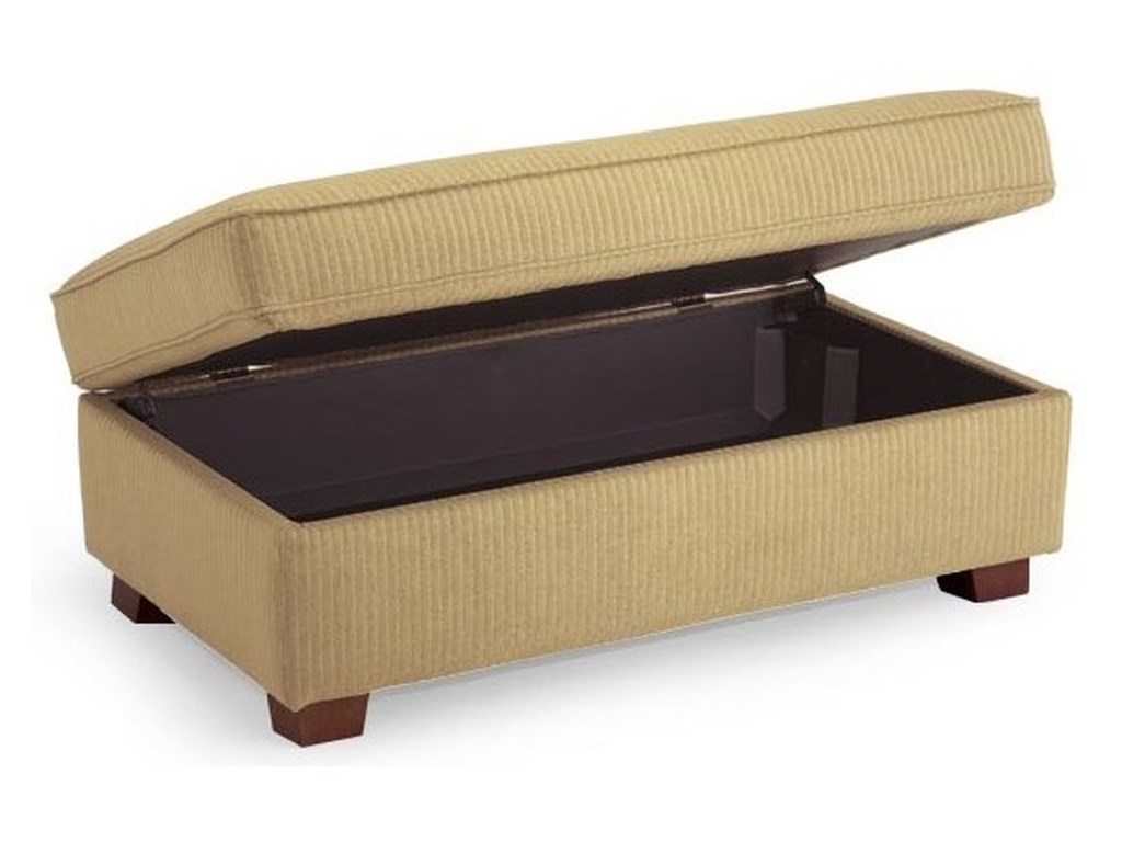 Best Home Furnishings OttomansStorage Ottoman