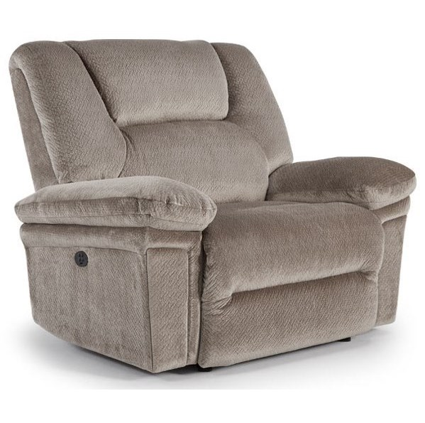 Best Home Furnishings ParkerSpace Saver Recliner