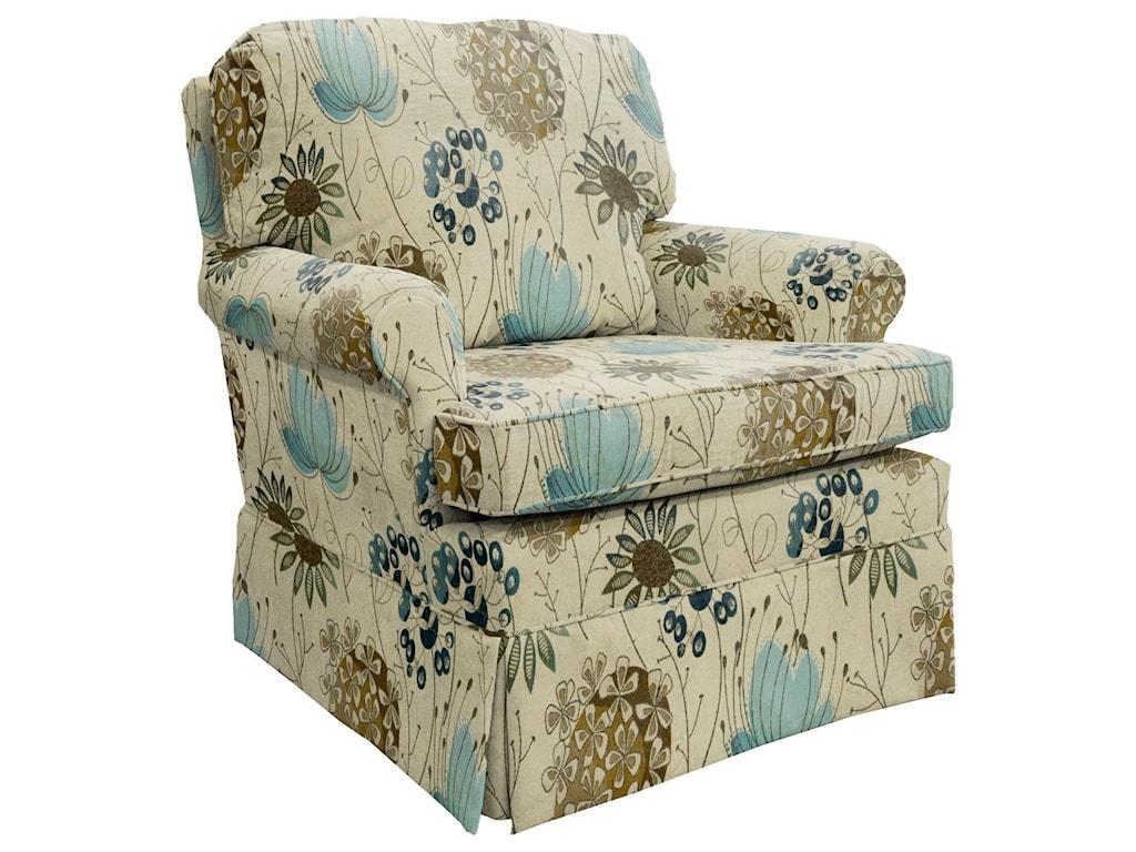 Best Home Furnishings PatokaSwivel Glider Club Chair