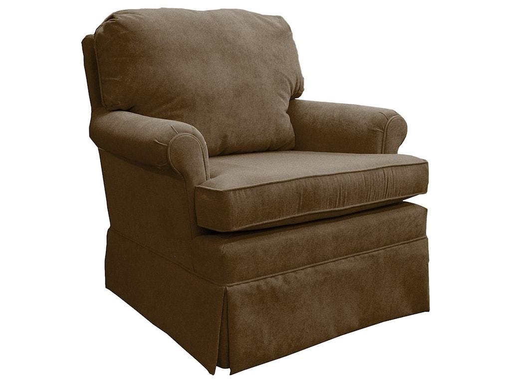 Best Home Furnishings PatokaSwivel Rocking Club Chair