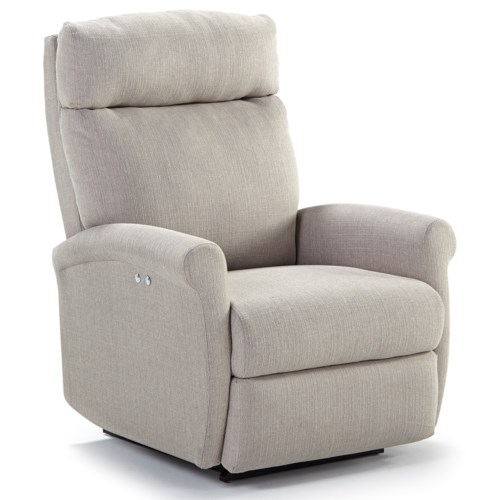Best Home Furnishings Recliners Petite Swivel Glider