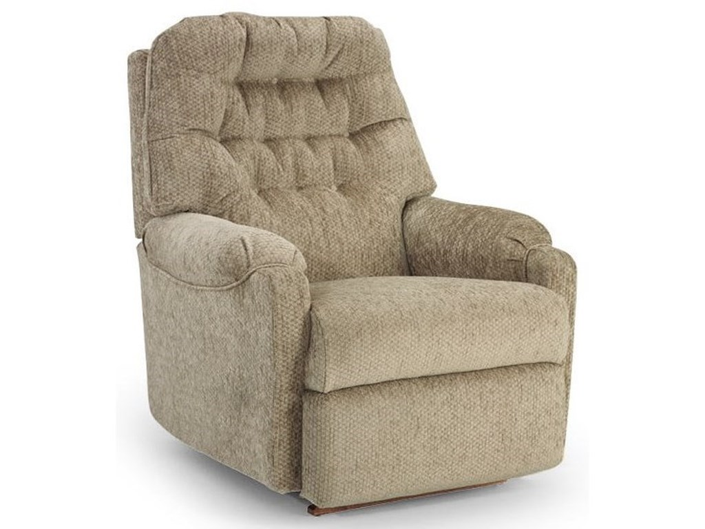 Best Home Furnishings Petite ReclinersSondra Power Wallhugger Recliner