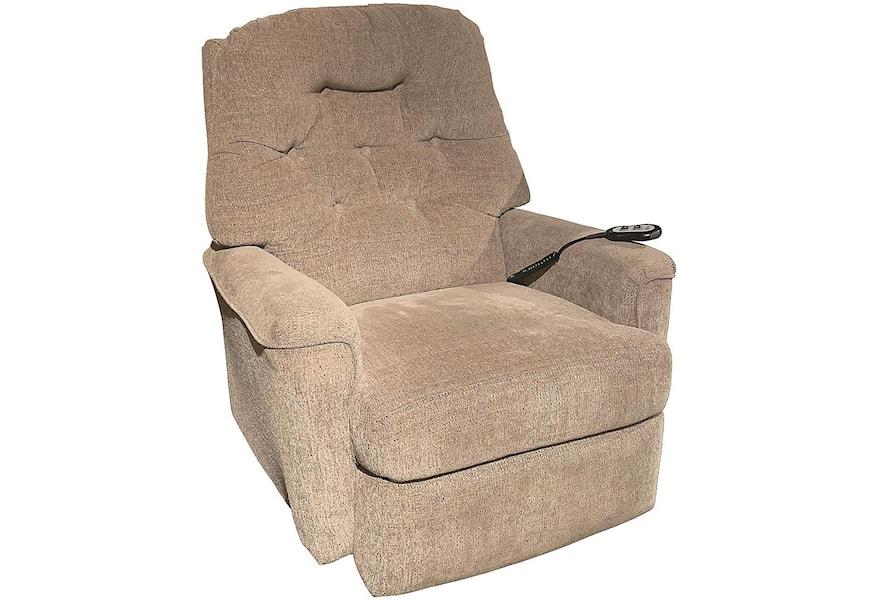 Best Home Furnishings Petite Recliners Power Recliner Darvin Furniture