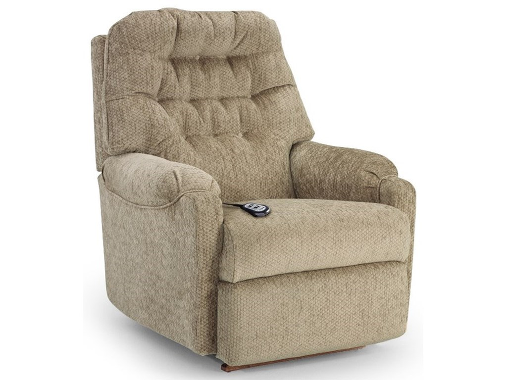 Best Home Furnishings Petite Recliners Sondra Power Lift Recliner